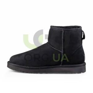 Classic Mini II Boot Black