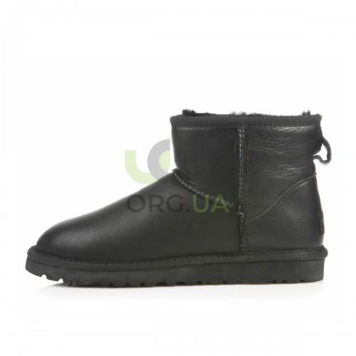 Classic Mini Leather Black