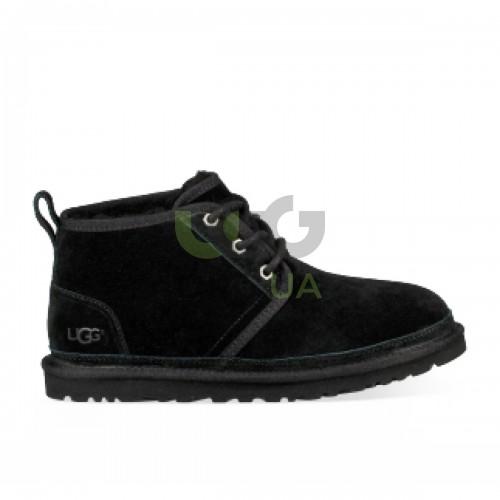 Neumel Boot Black