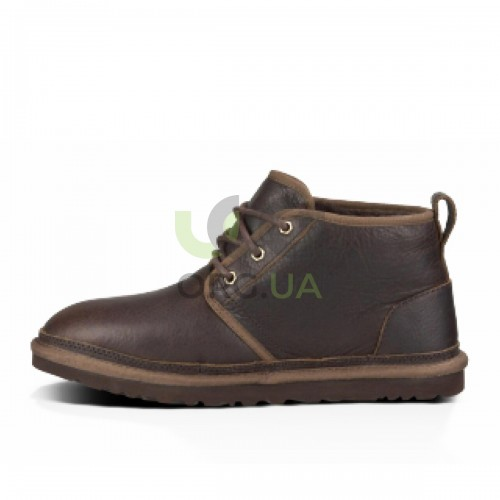 Neumel Boot Leather Brown